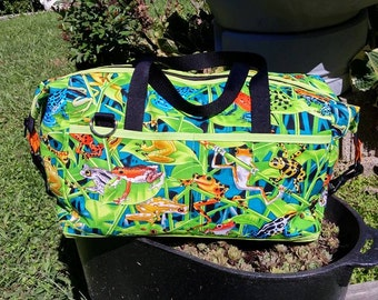Custom Levi Utility Bag, Unisex, Custom Colors, Swoon, Overnight Bag, Ammo Bag, Tool Bag, Man Bag, Gym Bag, Dance Bag, Daddy Bag, Weekender