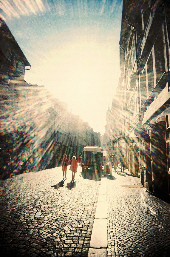 Sunshine Photography, Lomo, Fine Art Print, Lens Flare, Bright, Happy, Cheerful, Colour, Lomography, 35mm