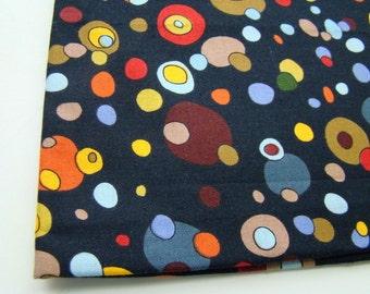 Luella Doss Hot Flash Bubbles Fabric, OOP Fabric, Fat Quarter