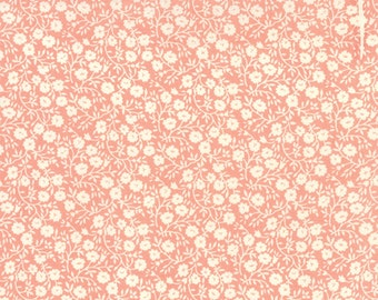 Hello Darling - Dainty in Coral by Bonnie & Camille for Moda Fabrics