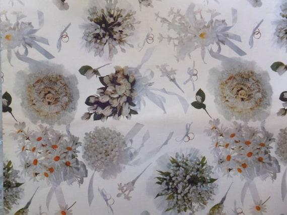 Hallmark Wedding Anniversary Gifts: Vintage Hallmark Wedding Bridal Shower Anniversary Floral
