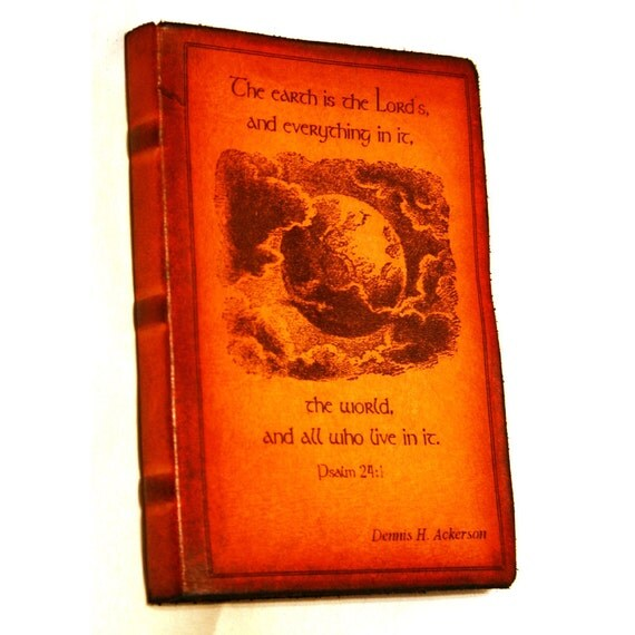 Earth Etching Bible