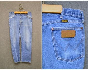 1980s Wrangler Jeans, 34 Waist