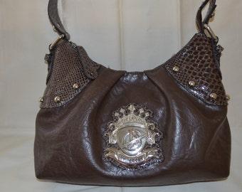 Guess  Purse Handbag Pocketbook Crossbody Paris Chic Boho
