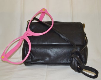 Leather Purse Handbag Pocketbook