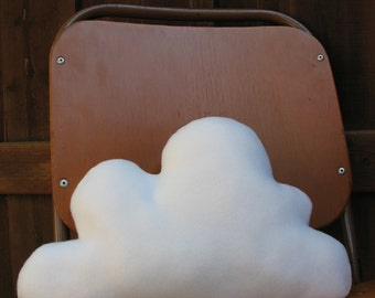 Cloud Pillow White Cloud Pillow Fluffy Cloud Pillow Soft Cloud Pillow Baby Nursery Kids Room Childrens Bedroom Home Decor Shower Eco Cushion