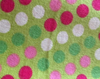 Destash snuggle flannel fabric