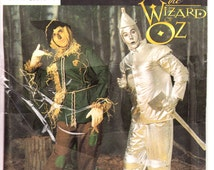 "Wizard of Oz Costume Sewing Pattern Men Teen Boy Adult Scarecrow Tin Man Chest 32-48"" (81-122 cm) Simplicity 8306 S"
