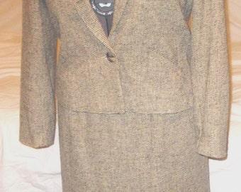 Vintage Hampton Hill 2 pc. Tweed Suit