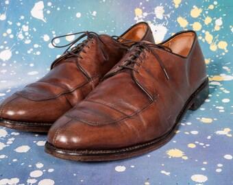 ALLEN EDMONDS Dress Shoe Size 9 .5 E Wide