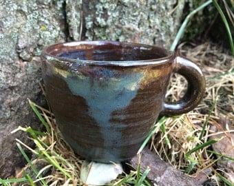 Mini Wheel Thrown Mug