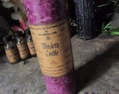 Mastery Candle - Spiritual Candles, Pagan Candles, Witchcraft Candles, Dressed Candles, Hoodoo Candle, Occult Candle, Witchcraft Supplies