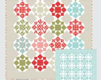Thimble Blossoms ON A WHIM Quilt Sewing Pattern Moda Camille Roskelley