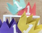 CROWN- Monogrammed Crown- Birthday Crown