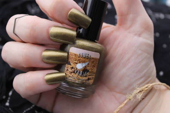 Goldilocks Zone nail polish by Comet Vomit