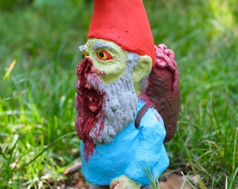 Zombie Gnomes: Hershel's Hell in a Handbasket
