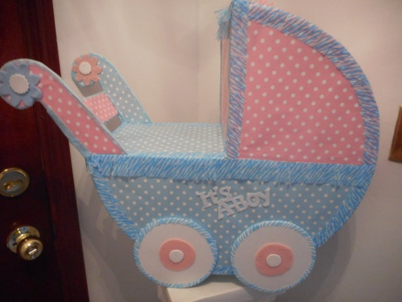baby stroller carriage pinata baby shower pinata decorations it 39 s a