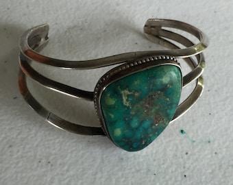 Sterling Silver American Indian Bracelet  lot 900