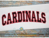 Cardinals Arched