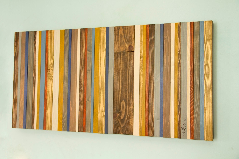 Amazing 25 Best Ideas About Wood Wall Art On Pinterest  Wood Art