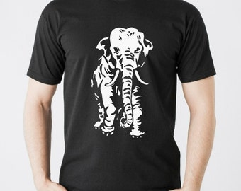 Save the Elephant Tee