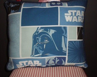 Upcycled Vintage Star Wars Pillow