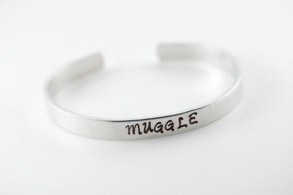 Harry Potter Muggle Cuff