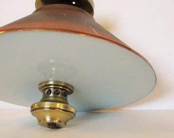 Vintage Mid Century Modern Light Fixture