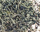 Smoky Mountains Tea - Hand Crafted Organic Caffeinated Tea Blend Made with Smoked Lapsang Souchang Tea and Rosemary Needles