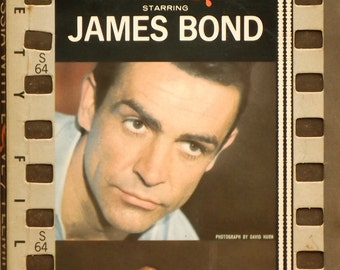 Vintage James Bond book by Ian Fleming 1960s paperback From Russia with Love