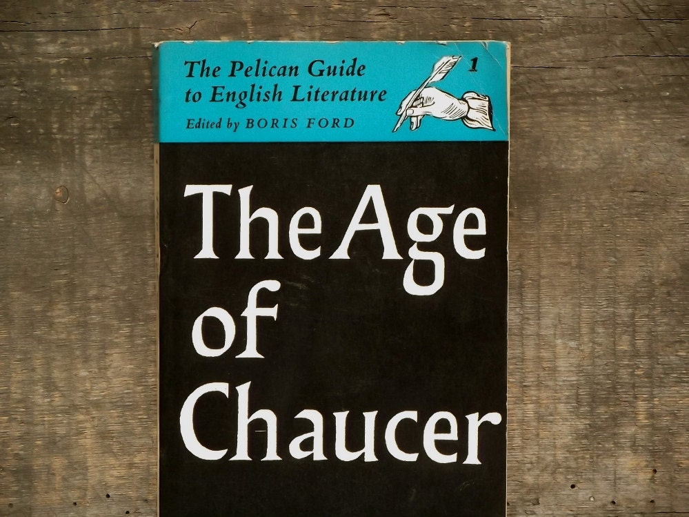 age of chaucer The age of chaucer mostly the age of chaucer was medieval-unscientific, superstitious, chivalrous, religious-minded and backward in most respects but still it was an age of transition.