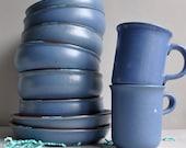 Dansk Mesa - Side Plates / Mugs / Bowls - Choice