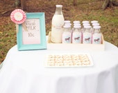 Fancy Farmgirl Printable Package - Personalized Cowgirl Party