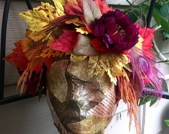 The Fall Fae ,Fairy Headdress
