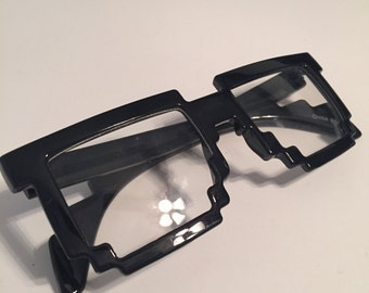 Light Show / Rave glasses- Pixel