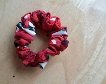 Cute, practical scrunchie