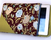 iPad Case, iPad Air Sleeve iPad mini Cover Tablet Electronics Accessories Case - Earthy Floral, Snug Fit