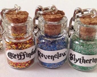 Harry Potter Keyring/Charms