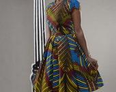 NEW - Dazzle Alice-in-wonderland dress by GITA'S PORTAL