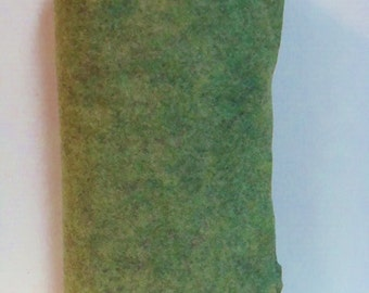 Enchanted Forest 35% Merino Wool Felt Blend Fabric By the Yard