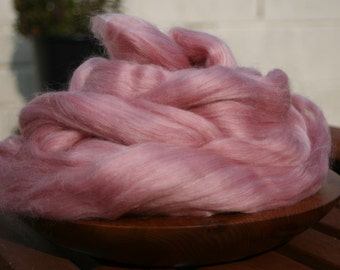 Whitecroft Roses luxury blend (merino, tussah silk and rose)