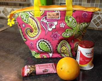Lunch Bag / Insulated Lunch Bag