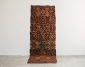 3x10 Hand Knotted Wool Runner Rug