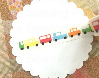 Washi Tape: Cars
