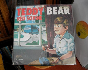 Red Sovine Teddy Bear Number One Hit Country Charts 1976