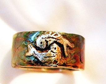 Custom mens ring Etsy