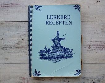 The Dunkard Dutch Cook Book 1969