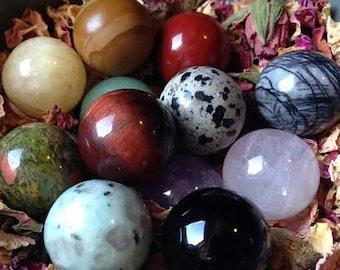 SALE Mini Spheres