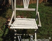 French Country Bistro Chair