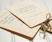 Wedding Fans- Custom Love Quotes. Rustic Wedding. Wedding Ceremony Program. Shabby Chic Wedding.  Rounded Corners.
